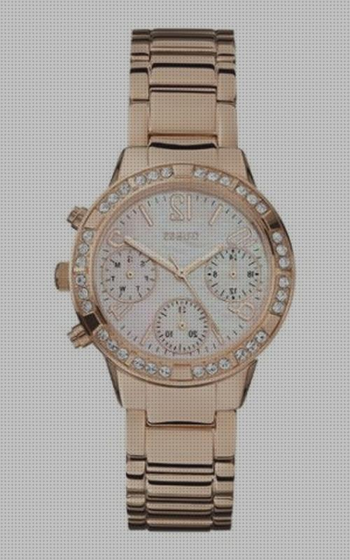 Review de guess guess reloj mujer w0546l3