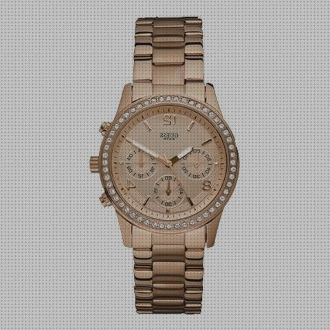 Review de guess guess w0122l3 reloj mujer