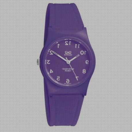 Review de reloj analogico mujer sumergible