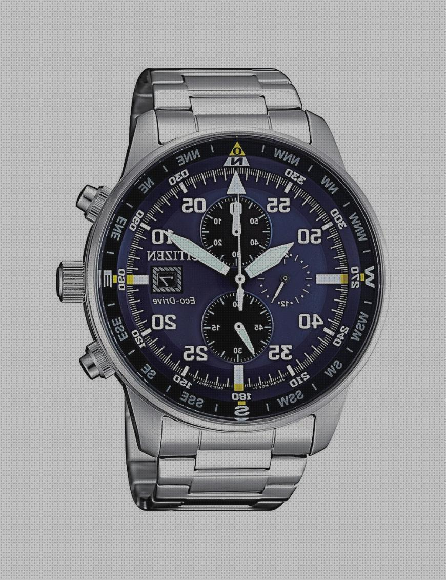 Review de citizen reloj citizen eco drive hombre cronógrafo ca0690 88l