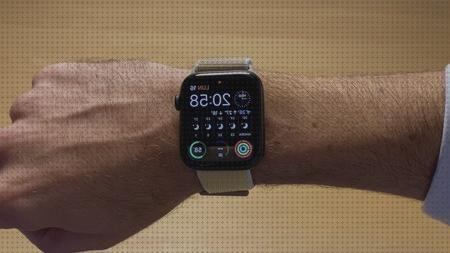Review de reloj iphone watch 4