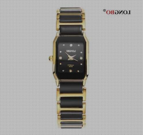 Review de quartz reloj longbo quartz
