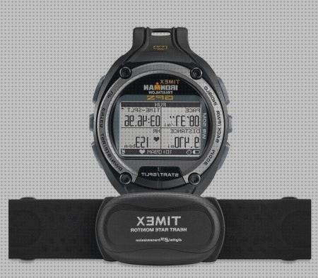 Review de reloj timex ironman triathlon gps modelo m229