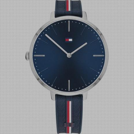 Las mejores tommy reloj tommy hilfiger azul mujer