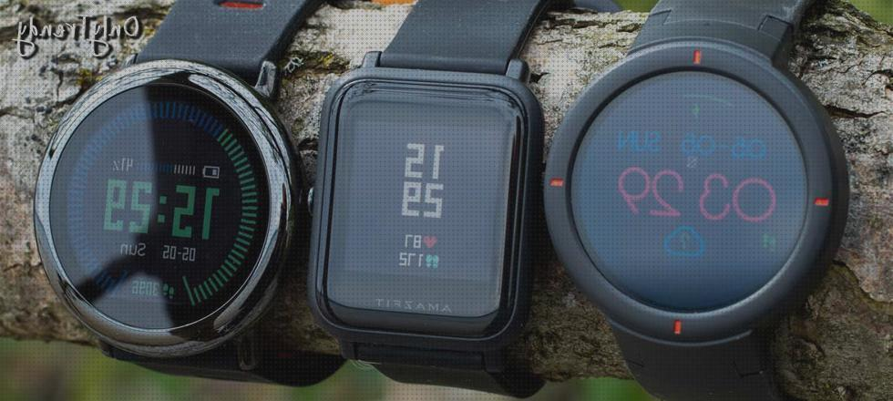 Review de reloj xiaomi sumergible