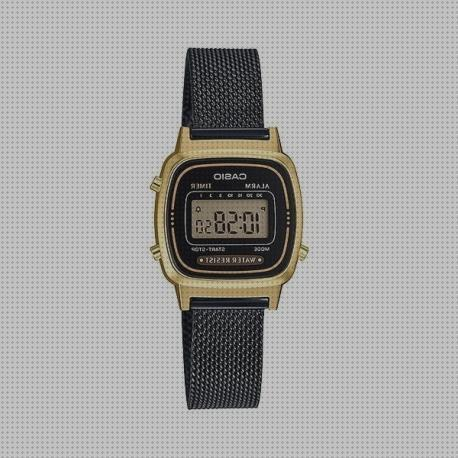 Review de relojes casio cadenas