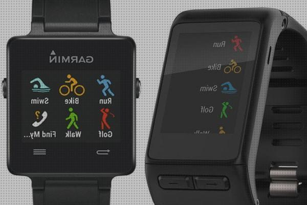 Review de garmin gps vivoactive