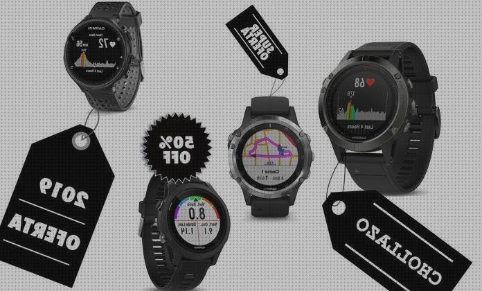 Review de running gps relojes relojes gps trail running con cinta pulsometro
