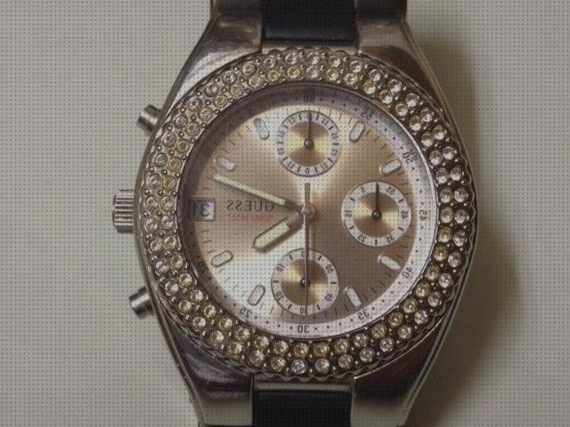Review de guess reloj guess 50m 165ft