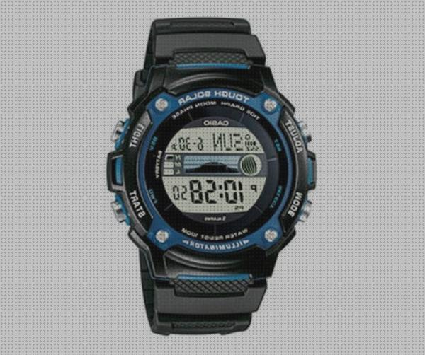 Review de relojes casio solares