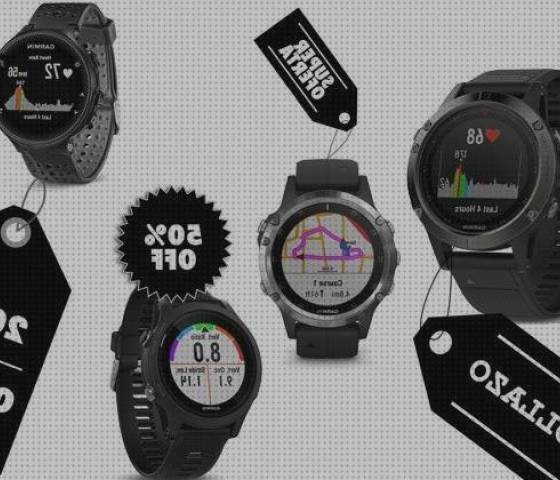 Top 12 Reloj Gps Deportivo Con Mayor Autonomia