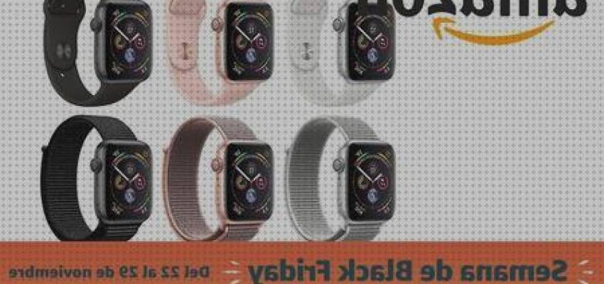 Top 10 Black Friday Relojes Apple