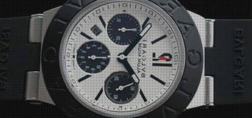 0 Mejores Bvlgari Relojes Hombres Sports