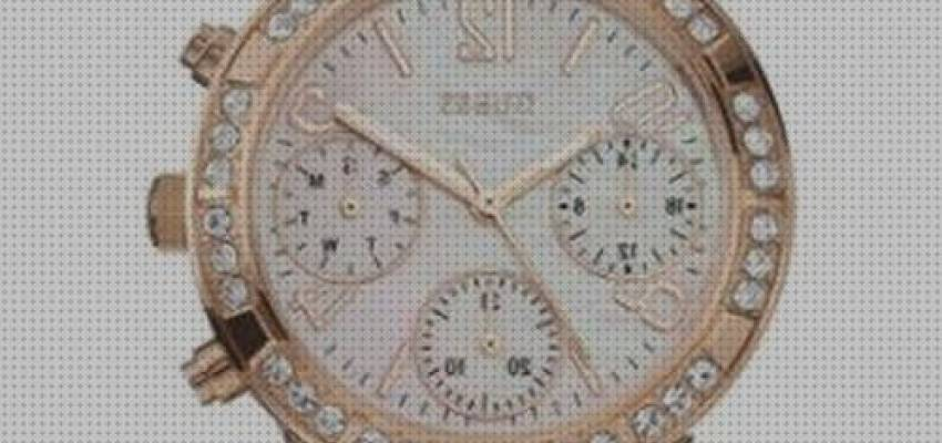 Mejores 5 Guess Reloj Mujer W0546l3