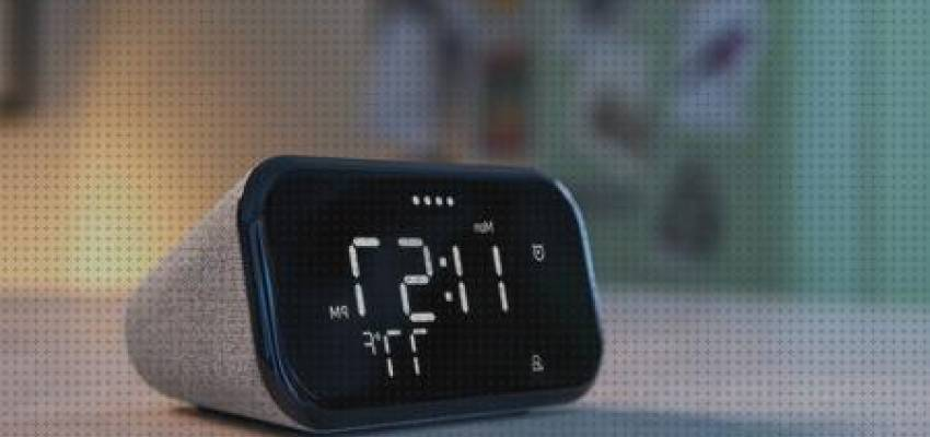 Top 10 Lenovo Smart Clock Relojes