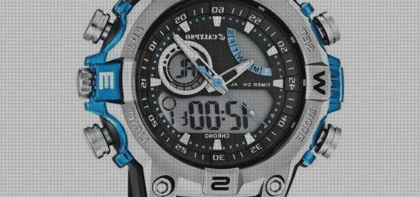 TOP 8 Relojes Calypso Hombres Opinioes