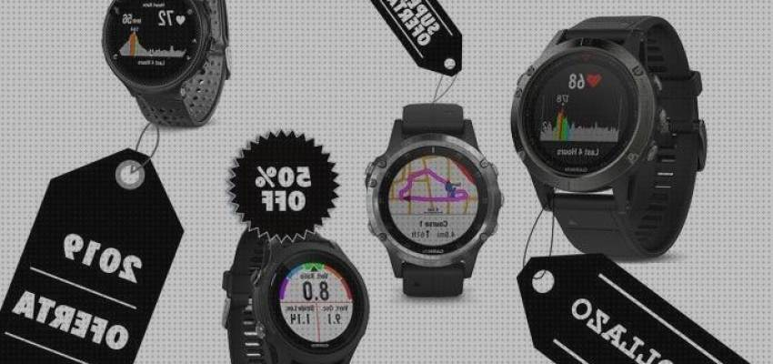 TOP 9 Relojes Gps Trail Running Con Cinta Pulsometro