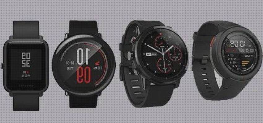 TOP 16 Relojes Smart Watches Xiaomi